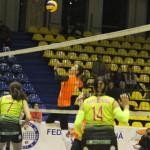VOLEI: CSM Târgovişte a terminat în forţă penultimul meci al sezonului...