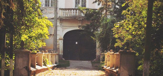 Castelul Teleki - Gornesti