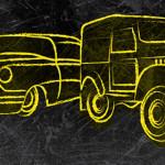 16 APRILIE: Automobile de epocă, în paradă pe străzile Târgoviştei