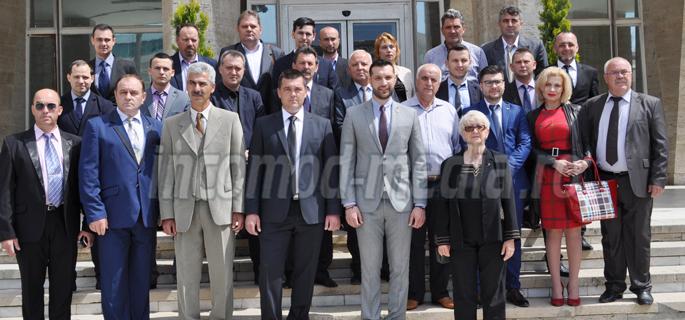 candidati UNPR - CJD
