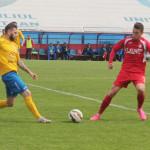 FOTBAL: Chindia Târgovişte a început în forţă play-off-ul