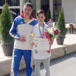 ATLETISM: Gabriel Chiran, puştiul minune de la CSŞ Târgovişte!