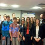 MÂNDRIE: Patru elevi români intră în selecţia mondială a concursului d...