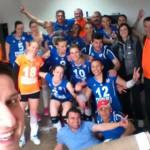 VOLEI: CSM Târgovişte a câştigat Cupa României