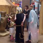 AVENTURĂ: Copiii se distrează în... Egiptul Antic, la Ploieşti Shoppin...