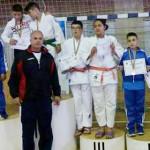 JUDO: CS Târgovişte, şapte medalii la Râmnicu Vâlcea. Daria Ghinescu ş...
