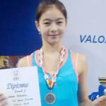 TENIS: Oana Marinescu, de două ori câştigătoare la Trofeul Rotary