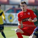FOTBAL: Dâmboviţeanul Silviu Oprescu, gol pentru Dinamo în Liga Elitel...