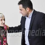 """GEST: Liberalii le-au bucurat ziua bătrânilor din Centrul """"Sfânta..."""