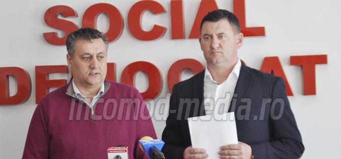 Sandu Oprea (stânga) - Vlad Oprea (dreapta)
