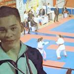 """KARATE: Ştefan Neaga, medaliat cu bronz la Turneul Internaţional """"Gold..."""