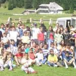 EXEMPLU: Campanie umanitară în sprijinul copiilor de la Valea Plopului