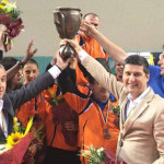 VOLEI: CSM Târgovişte, magnifică în Cupă! Trofeul a ajuns pentru prima...