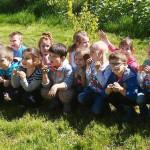 FOTO: Copiii de la Grădiniţa 4 Moreni sunt învăţaţi să iubească natura