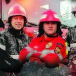 ISU Argeş continuă programul de voluntariat