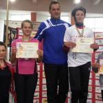 ATLETISM: Beatrice Maer, cele mai bune rezultate pentru CSŞ Târgovişte...
