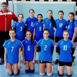 VOLEI: CSŞ Târgovişte, locul 8 la turneul final al Campionatului Naţio...
