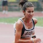 ATLETISM: Diana Ivăncescu,  locul 2 la Campionatul Naţional de Primăva...