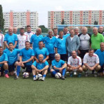 FOTBAL: Meci de old-boys pe Cricov! Flacăra Moreni - Farul Constanţa