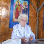 Georgeta Florea a mai ridicat o scară spre cer: TROIŢA CREDINŢEI