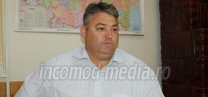 Ion Preda, primar branesti