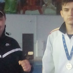 BRAVO! George-Mihai Marin, vicecampion european la Box Chinezesc