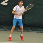 TENIS: Radu Papoe, debut perfect la Campionatul Naţional individual de...