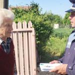 CĂLĂRAŞI: Poliţiştii discută cu proprietarii de imobile despre măsuril...