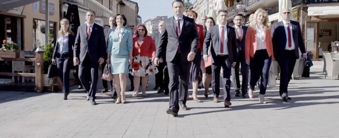 video electoral cristian stan