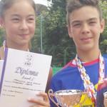 TENIS: Andrei Voican, campion la puterea a doua la Naţionalele de vară...