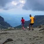 ATINGE OMU, concurs de alergare montană în Bucegi