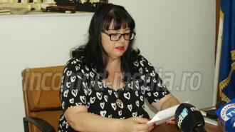 Jr. Costea Ionela Cristina - purtător de cuvânt BEJ Dâmboviţa