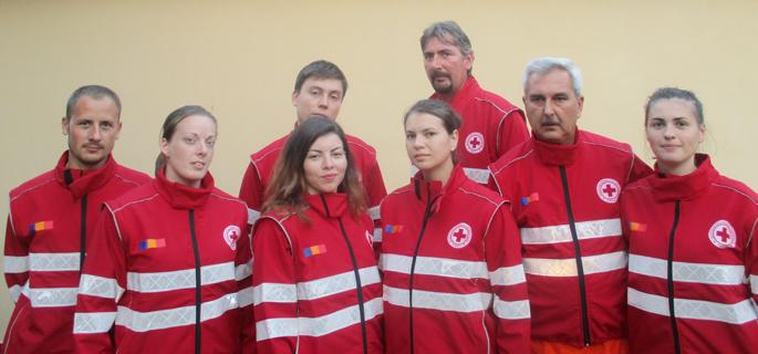 echipaj crucea rosie dambovita 1