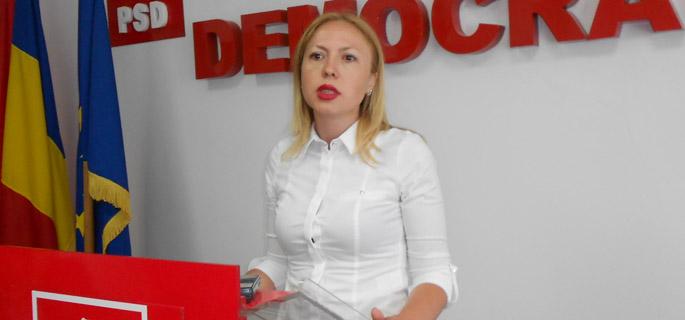 Ionela Şerban - consilier local PSD Răzvad  a povestit incidentul provocat de Petre Coman