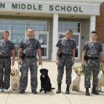 CURSURI: Jandarmii români se specializează în şcolile de securitate am...