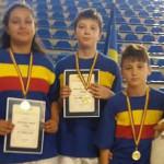 JUDO: Pleşa, Negoescu şi Ghinescu, trio-ul de aur de la CS Târgovişte!