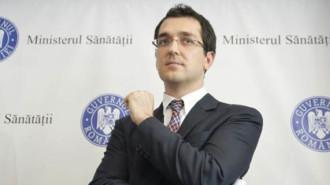 Vlad Voiculescu - ministrul Sănătăţii (Sursa foto: Adevărul)