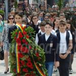 FOTO: Eroii neamului, cinstiţi cum se cuvine la Târgovişte