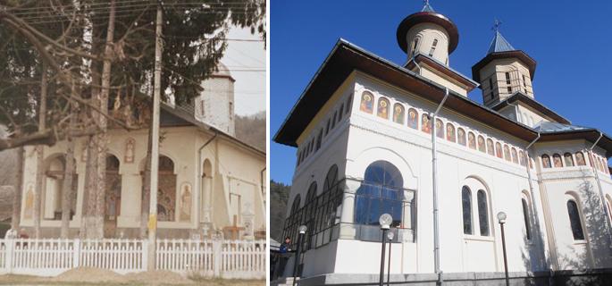 Biserici ctitorite de preotul Gheorghe I. Cotenescu