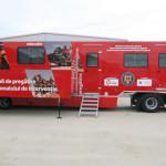 INIŢIATIVĂ: Caravana SMURD traversează România şi instruieşte populaţi...