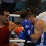 BOX : Cătălin Cristea, în semifinale la Centura de Aur