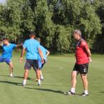 FOTBAL: Condiţii de pregătire la superlativ pentru fotbaliştii Chindie...