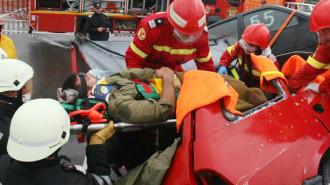 FOTO ARHIVĂ (Sursa: agendapompierului.ro)