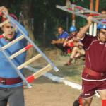 Pompierii din ARGEŞ au câştigat faza zonală a concursului profesional