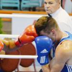 BOX: Cătălin Cristea, de la CSM Târgovişte, bronz la Centura de Aur