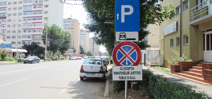 parcare judecatorie targoviste