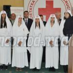 ANIVERSARE: Crucea Roşie, cea mai mare organizaţie umanitară din Român...