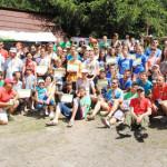 PROVOCARE: Campionatul Naţional de Turism Sportiv Ştafeta Munţilor 201...