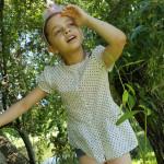 TALENT: Selena Bobeică, o copilă care duce renumele României departe î...