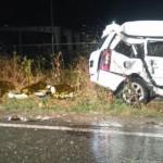 PRAHOVA: Cinci tineri au murit într-un accident rutier pe DN 72, Târgo...